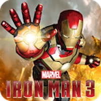 Icône apk Iron Man 3 Live Wallpaper