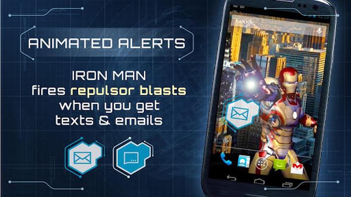 Downloaden Sie die kostenlose Iron Man 3 Live Wallpaper ...