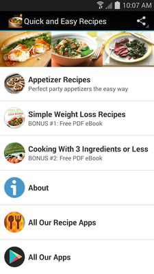 Image 4 of Quick and easy recipes