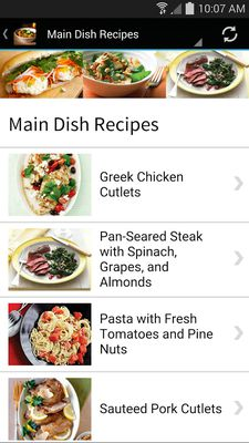 Image 1 of Quick and easy recipes