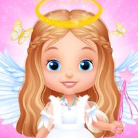Descargar ángeles Juego De Vestir Chicas 120 Gratis Apk
