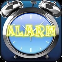 Icône de des sonneries d'alarme fort