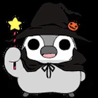 Pesoguin LWP Halloween Free APK Simgesi