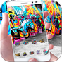 3D graffiti Tema wall art 1.1.3 APK