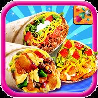 Ikona Burrito herbaty Fever-dzieci gotowanie gry