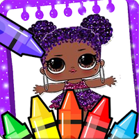 Coloring Pages for Surprise Dolls APK icon