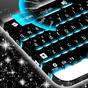 Неон клавиатуры тему Телефон  APK