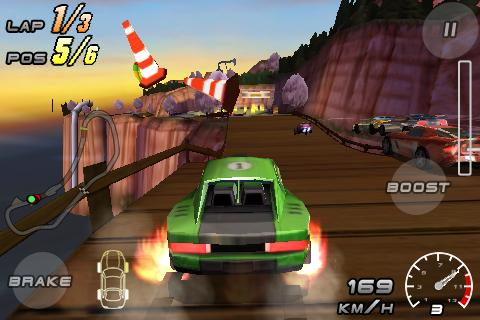 RAGING THUNDER APK TÉLÉCHARGER