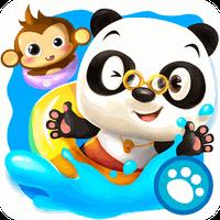 Dr. Panda'nın Yüzme Havuzu Simgesi