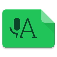 Transcriber for WhatsApp Icon