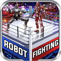 Real Robot Ring Fighting apk icon