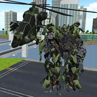 X Robot Helicopter APK Simgesi