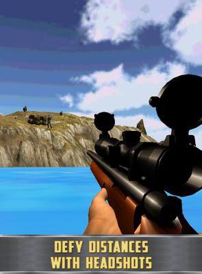 francotirador sniper 3d