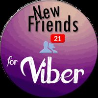 Ikon apk New Friends for Viber