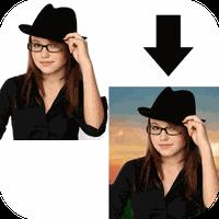 Fotoğraf Arka Plan Değiştirme APK Simgesi