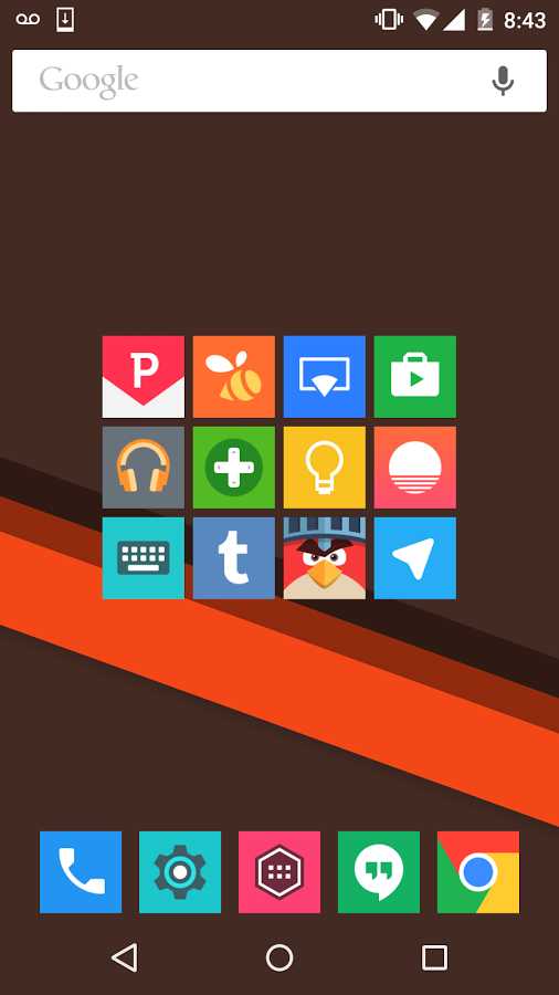 Minimal UI - Icon Pack Android - Baixar Minimal UI - Icon Pack Android -  Kxnt
