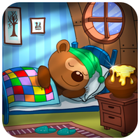 Εικονίδιο του Ιστοριών Ώρα ύπνου Teddy του apk