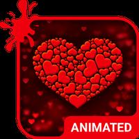 Gerçek Aşk Animasyonlu Klavye Simgesi