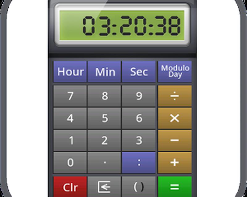 calculatrice temporelle