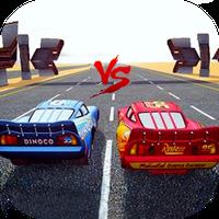 Lightning car Mcqueen Racing games APK Simgesi