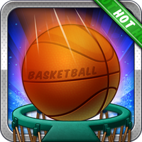 Icône apk Super Basketball