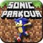 Sonic Map-Parkour for MCPE 1.0.0