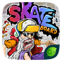 Skate GO Keyboard Theme 4