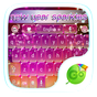 New Sparkles Keyboard Theme  APK