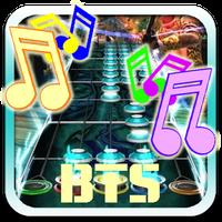 Ícone do apk BTS Guitar Hero