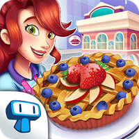 ไอคอนของ My Pie Shop - Cooking, Baking and Management Game