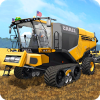 Ícone do apk Euro Farming Simulator 2018