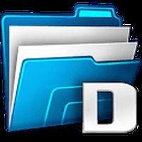 Ícone do apk ICS File Explorer — Doggie