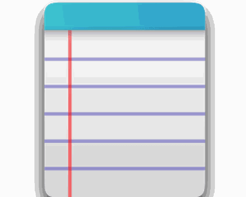 Download Notepad 1 06 free APK Android