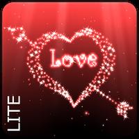 "Heart Live Wallpaper lite. """