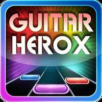 Ícone do apk Guitar Herox: Be a Guitar Hero