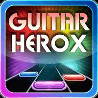 Ícone do Guitar Herox: Be a Guitar Hero