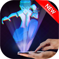 Biểu tượng AR Hologram ben's 3D Simulator