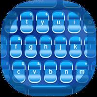 Ícone do apk Teclado Azul para Android