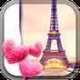 Bonito Paris Papel de Parede