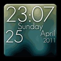 Ícone do Super Clock Wallpaper Free