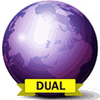 Ícone do apk Purple Dual Browser Lite