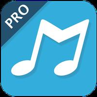 音楽聴き放題無制限アプリ!音楽MP3プレーヤー:MixerBox PRO アイコン