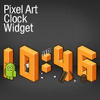 Pixel Art Clock의 apk 아이콘