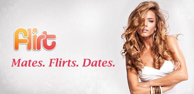 Online Dating flirt