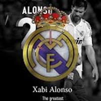 Ícone do Real Madrid Xabi Alonso HD LWP
