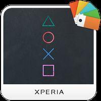 XPERIA™ - PlayStation® Theme Simgesi