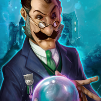 Ícone do Mysterium: A Psychic Clue Game