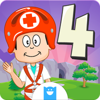 Icône de Doctor Kids 4 (Docteur pour Enfants 4)