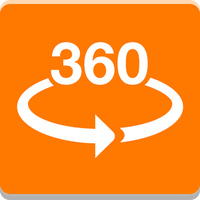 Icône apk Orange VR 360