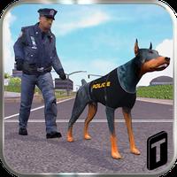 Police Dog Simulator 3D Simgesi